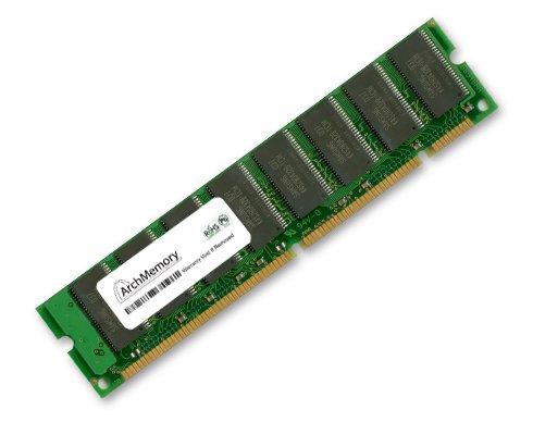 512 MB 133 MHz SDRAM Non-ECC CL3 168 pin Desktop Memory interchangeable w/ KVR133X64C3/512 by Arch Memory (133mhz Ecc Registered 168 Pin)