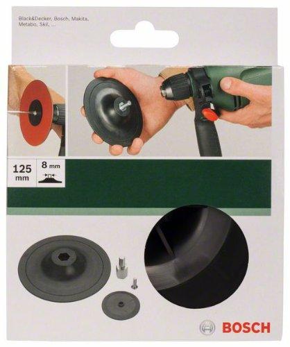 Bosch 2609256281 Plateau de ponç age pour Perceuse A serrer 125 mm