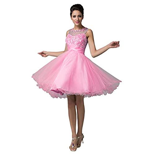 Puffy Dress: Amazon.com