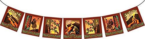 Decorative Prayer Good Karma Pele's Fire Flag (F0049) by Good Karma Flags, Inc.
