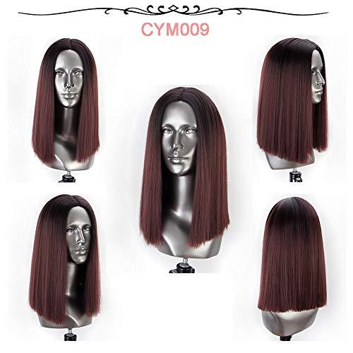 shortwig ombre wig