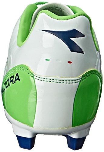 Diadora Menns Dd-na 3 R Lpu Fotball Klamp Fluo Grønn / Hvit