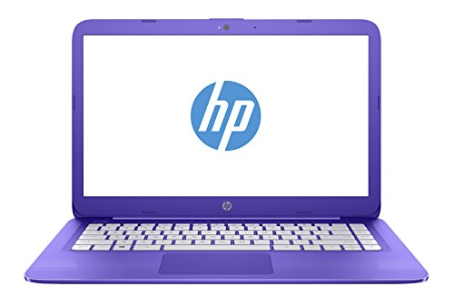 HP Stream 14 Celeron 14 inch SVA eMMC Purple