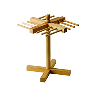 Dexam Wooden Table Top Pasta Spagetti Drying Rack
