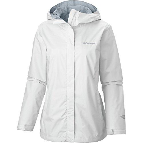 Columbia Women's Arcadia Ii Jacket Outerwear, White, White, M by Columbia