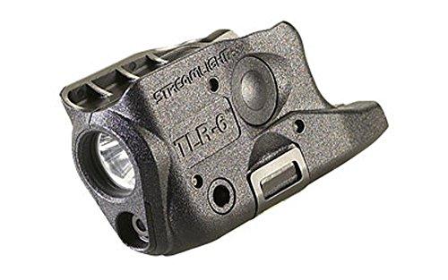 Strmlght Tac-Light w/Laser, TLR6, C4 LED with Red Laser, Glock 26,27,33