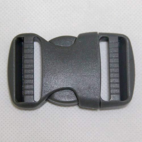 FidgetFidget 1 Set Fastex Side Release Buckle ACU (for 38mm 1.5