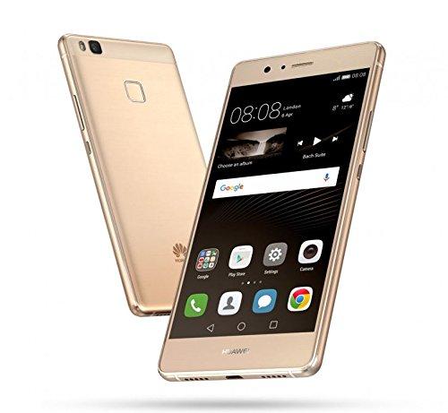 Huawei P9 Lite VNS-L23 Dual SIM Factory Unlocked 16GB (International Version - No Warranty) (Gold)
