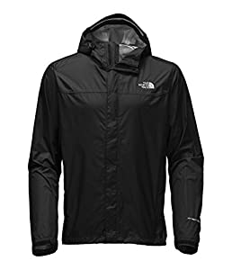 The North Face Venture Jacket Men Small TNF Black
