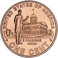 2009 P&D Lincoln Professional Life Cent Rolls