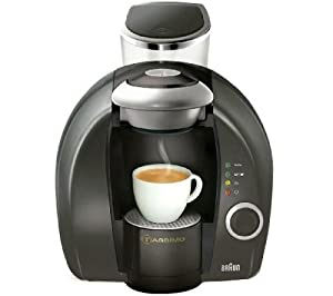 Braun Tassimo Freshly Brewed Coffee, Cappuccino and Hot Drinks Machine (graphite) (Collection ...
