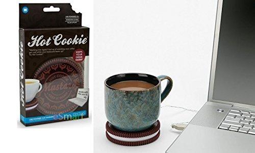 esmart-hot-cookie-cup-warmer-usb-powered-oreo-shaped-cookie-coffee-cup-warm-novelty-fun