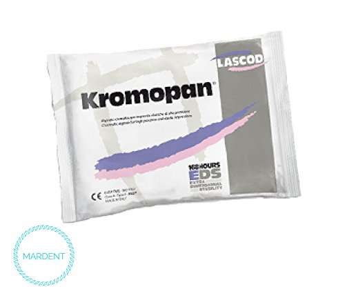 Kromopan Alginate Lascod ith more than 168 hours of dimensional stability