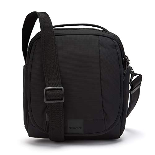 Pacsafe Metrosafe LS200 7 Liter Anti Theft Crossbody/Shoulder Bag-Fits 10 inch Tablet for Women & Men