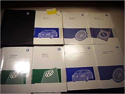 2007 vw volkswagen jetta owners manual vw automotive amazon com books