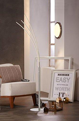 Lámpara LED de palmera - Lámpara de arco (- Lámpara de pie ...