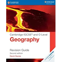 Cambridge IGCSE (R) and O Level Geography Revision Guide