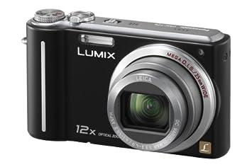 panasonic lumix tz6 digital camera black 2 7 inch amazon co uk rh amazon co uk