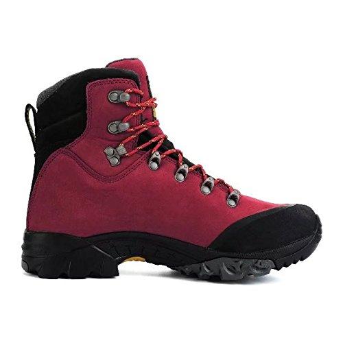 SeaPart Chaussures de Randonnée Montantes Hautes Homme Couleur Rosa