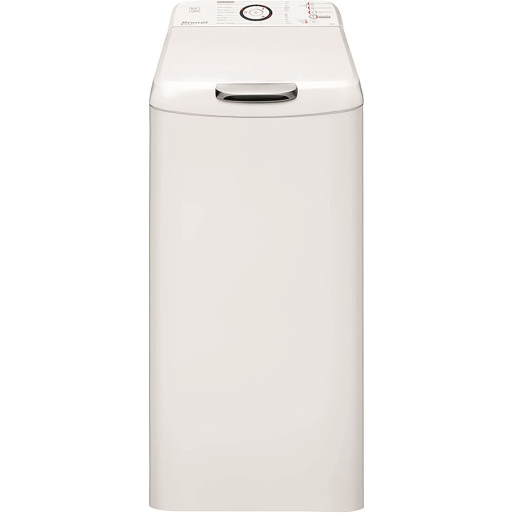 Brandt - Lavadora bt552bp Carga Superior 5,5kg a+++: Amazon.es ...