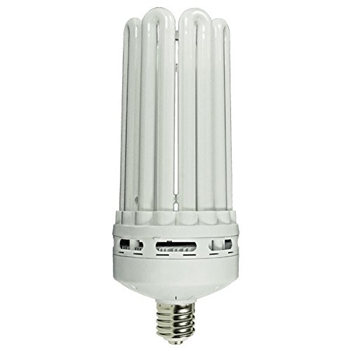 CFL Grow Light 200W 400W Equal Mogul Base 2200K 10000 Lumens MaxLite -