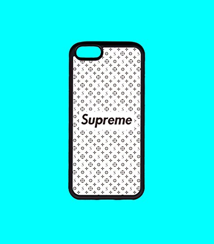 Pattern White Case (PATTERN WHITE SUPREME BUMPER PHONE CASE IPHONE 6/6S)