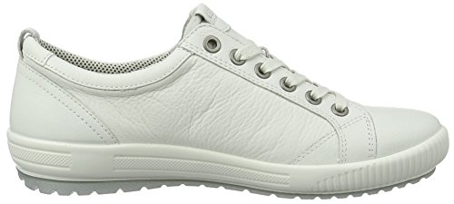 Tanaro Trainers UK White 4 50 White Legero Women's Weiß qpznU5wC