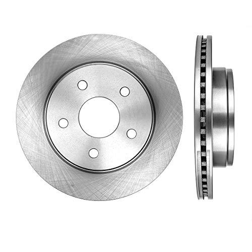 - FRONT Premium Grade OE 336 mm [2] Rotors Set CBO200196 [ for Chrysler Aspen Dodge Durango Ram 1500 ]