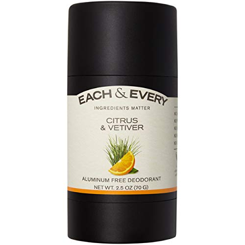Each Every Natural Aluminum Deodorant