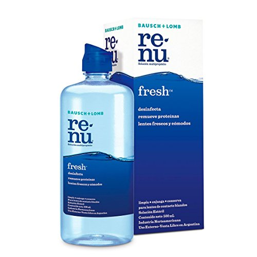 Renu Fresh Multipurpose Solution 500Ml (Monitoring Solution)