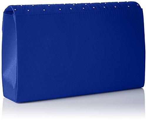 Envelope Diamante Womens Abby Bag Blue Royal SWANKYSWANS Style Blue Clutch wt6vw