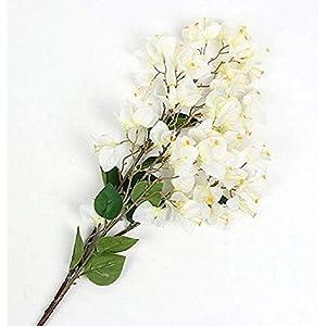 100Cm Artificial Flower Bougainvillea Spectabilis Willd Silk Cloth Flowers for Home Decor Table Decor DIY Flower Arrangement 3