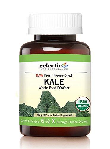 Kale Eclectic Institute 3.2 oz (90 g) Powder: Amazon.es: Salud y ...