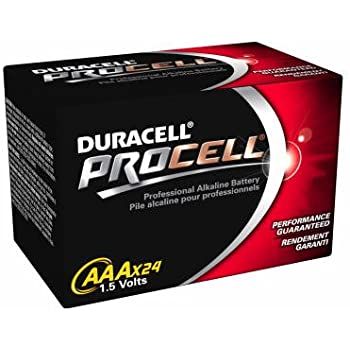 Amazon.com: Duracell Procell AAA 48 Pack PC2400BKD09