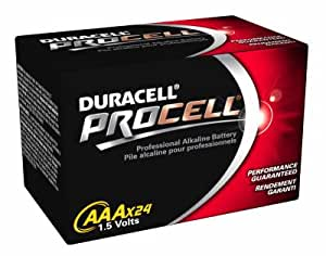 Amazon.com: Bulk ProCell Batteries, AA, 24/Box, PC1500