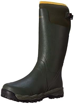 "LaCrosse Men's Alphaburly Pro 18"" Hunting Boot,Green,6 M US"