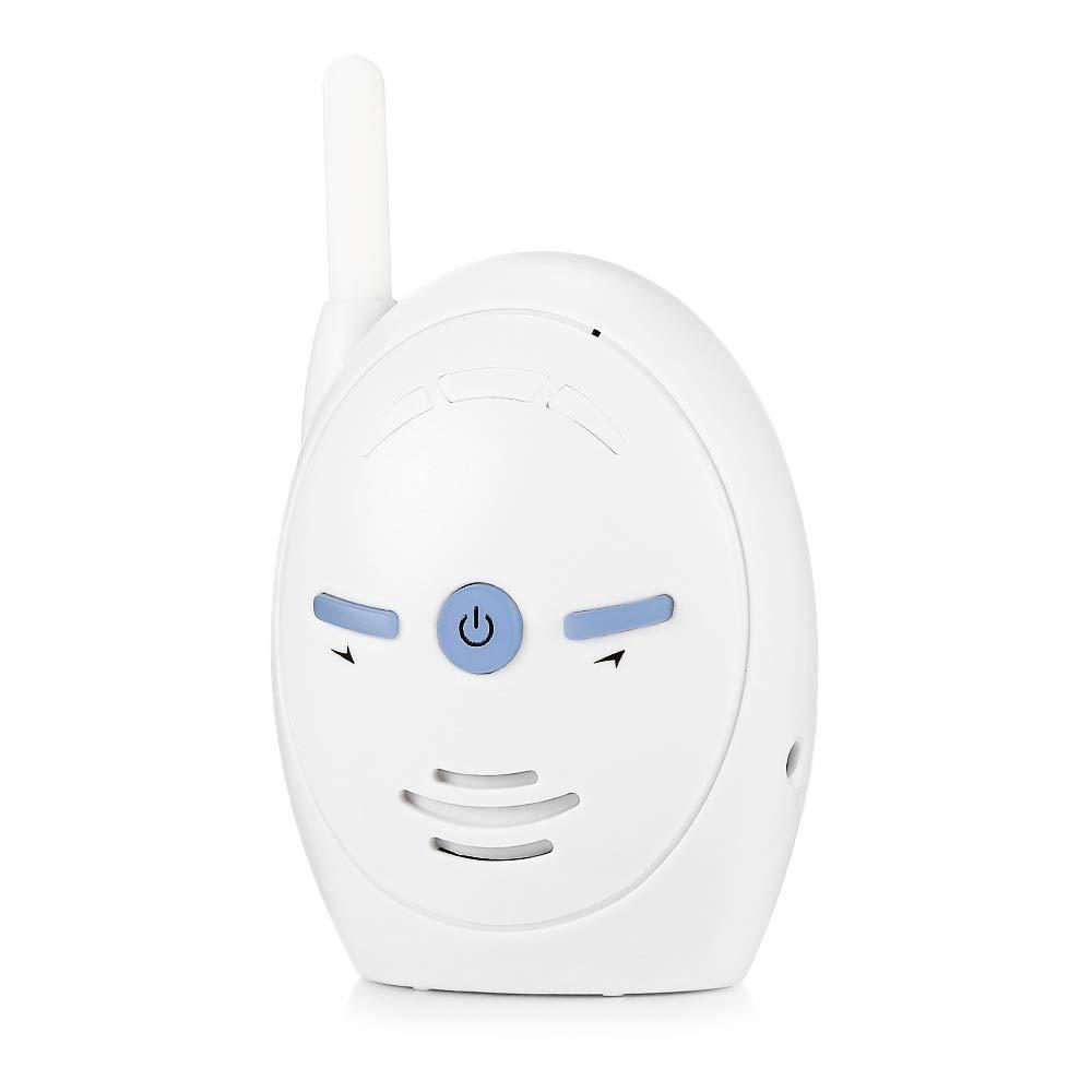 Monitor-de-audio-digital-para-bebes-de-2-4-GHz-inalambrico-recargable-con-s miniatura 6