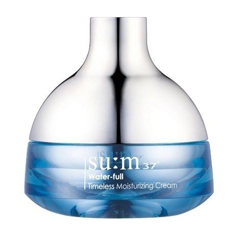 KOREAN COSMETICS, LG Household & Health Care_ SUM37, Water Full Timeless Moisturizing Cream 50ml (Moisturizing, refreshing) [001KR] by Su:m 37
