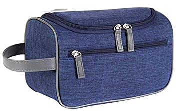 1fade38fc658 Density Collection Hanging Travel Toiletry Bag Organizer   Bathroom Storage  Dopp Kit with Hook for Travel