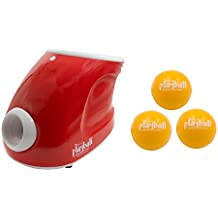 Playball Automatic Ball Launcher & Thrower Dogs - Indoor/Outdoor Use. Throwing Distance Settings + 3 Balls Included Our Automatic Dog Ball Launcher