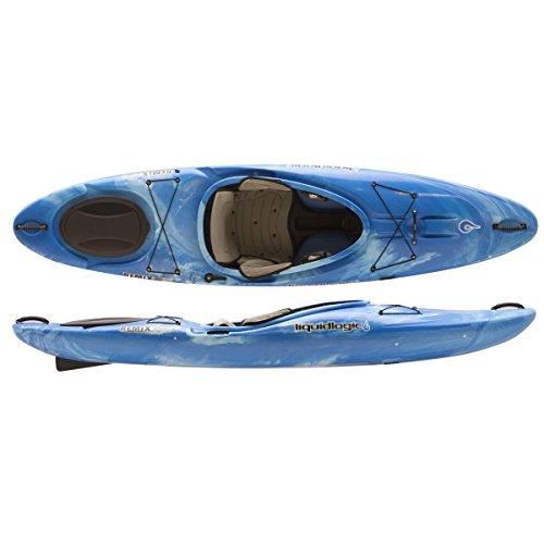 Liquid Logic Remix XP 9 Kayak - Blue Ice (Logic Kayak)