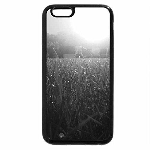 iPhone 6S Plus Case, iPhone 6 Plus Case (Black & White) - Foresta Tileagd Stadium