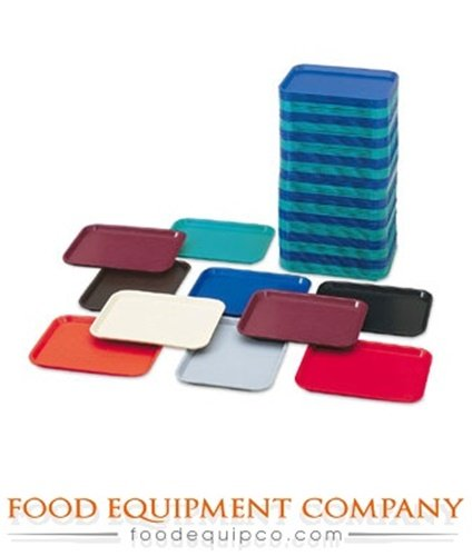 Vollrath 86111 Polypropylene Fast Food Trays - Case of 24