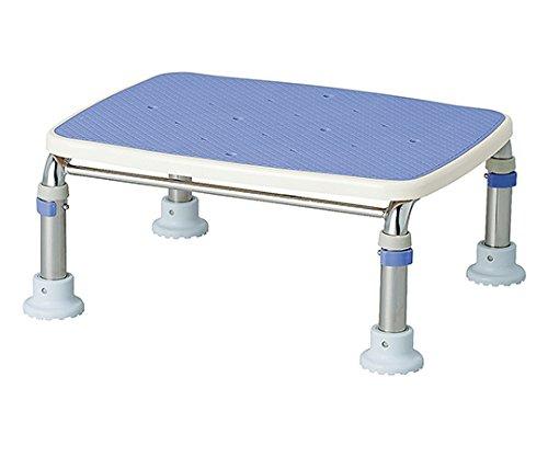 アロン化成7-2050-03ステンレス製浴槽台R(すべり止め)座面高さ150175200mmブルー B07BD3G6Z8