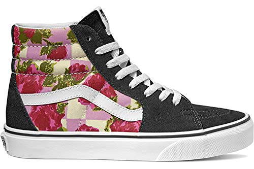 Vans Unisex SK8-Hi¿ (Romantic Floral) Multi/True White 7.5 Women / 6 Men M US
