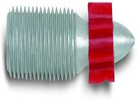 Powers Fastening Innovations 50342 3/8 by 16 by 1-1/4-Inch Thread Length Threaded Stud 1-Inch Length 0.205 Shank Diameter, 100 Per Box