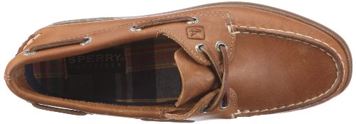 Women's Two Authentic Original Sider Top Nutmeg Shoe Eye Sperry Boat qEw4Paxg