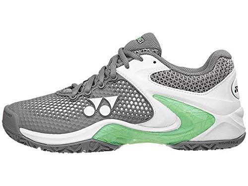 Power Gris Superficies Tenis Verde Zapatilla Todas Cushion 5 Yonex 2 Mujeres Las De Zapatillas Eclipsion 39 UxHwaHqBR