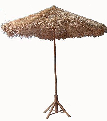 (Bamboo 54 Thatched Umbrella, 9')