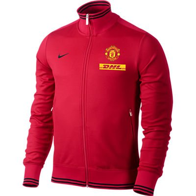1ed1252e245 Amazon.com   Nike Mancheters Authentic N98 Red (S)   Sports Fan ...